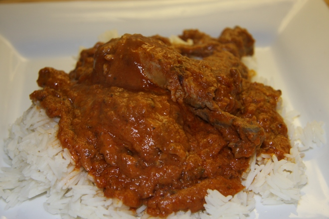Butter Chicken, Lazagne 008