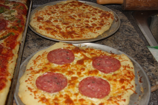 Homemade Pizza 023