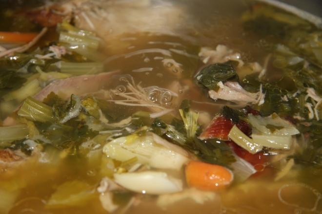 Turkey Soup 006