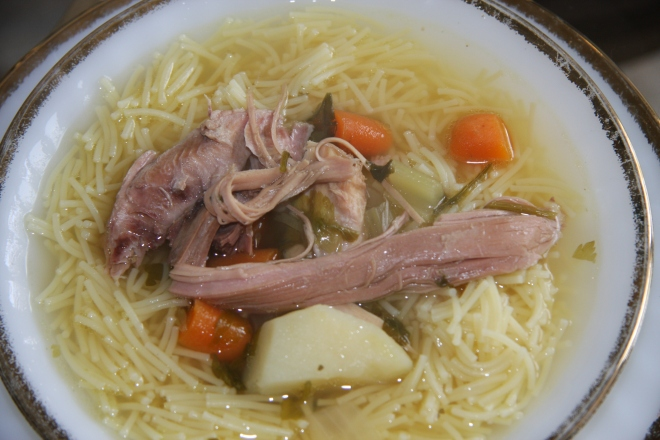 Turkey Soup 011
