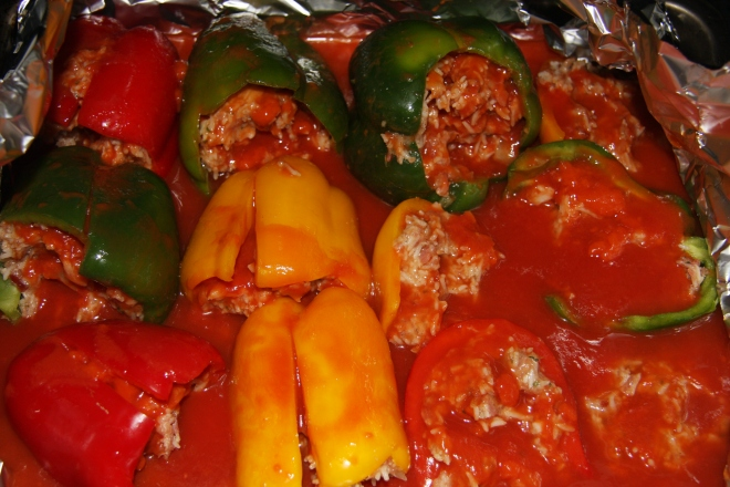 Stuffed Peppers 010