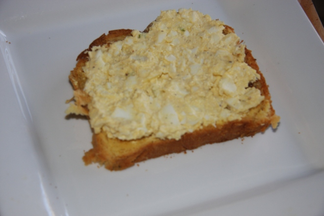 Triple Decker Egg, Tuna 005