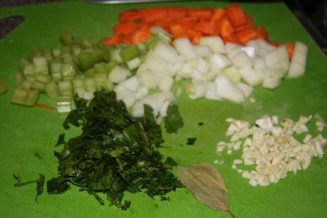 Turkey And Lentil Soup 002