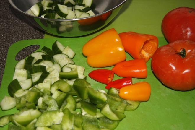 Chickpea Salad 001