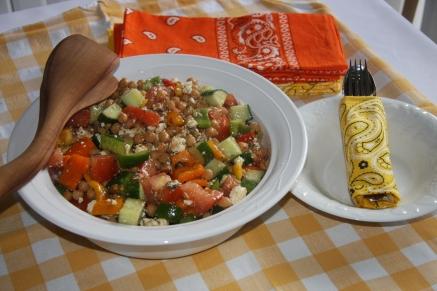Chickpea Salad 004
