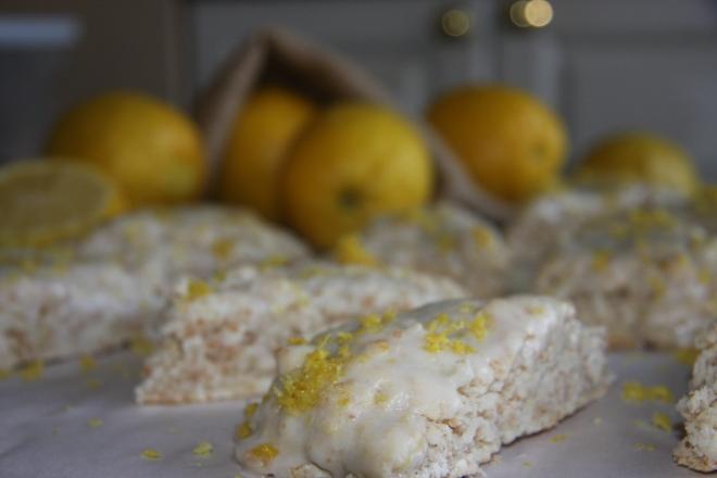 Deviled Eggs And Lemon Coconut Scones 029
