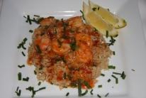 Sweet Chili Shrimp and Rice 007