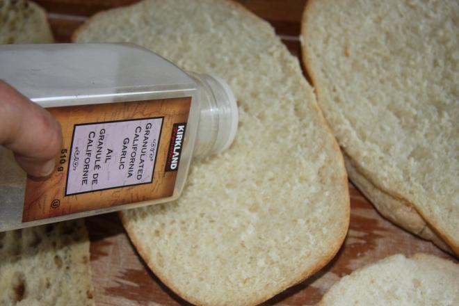 Garlic Bread In 3 Easy Ways 009