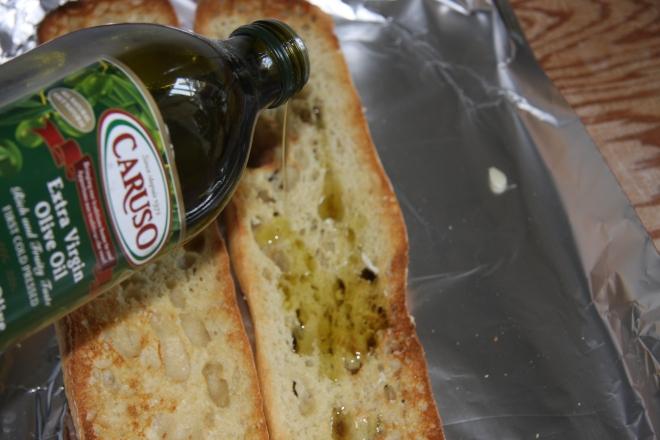 Garlic Bread In 3 Easy Ways 016