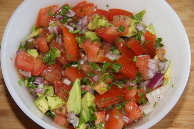 Shrimp Quesadillas - 2 001