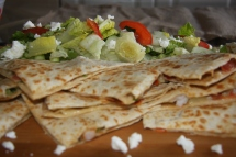 Shrimp Quesadillas - 2 009