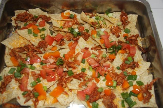 Tacos, Rice Noodle Salad 001