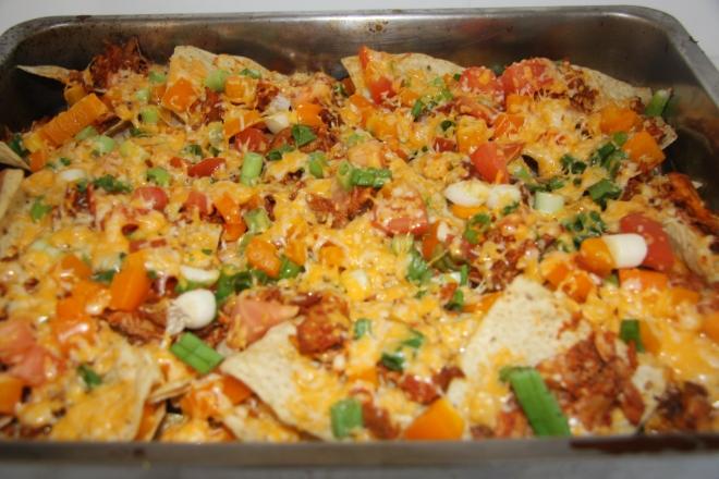 Tacos, Rice Noodle Salad 002