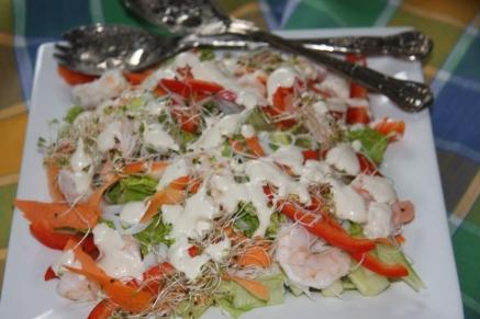 Tacos, Rice Noodle Salad 013