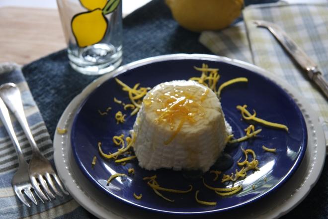 Homemade Ricotta Cheese 010