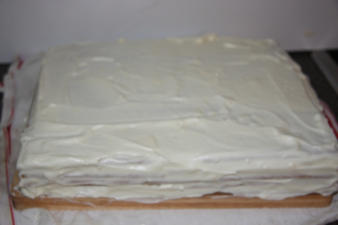 No Bake Graham Cracker Cake 029