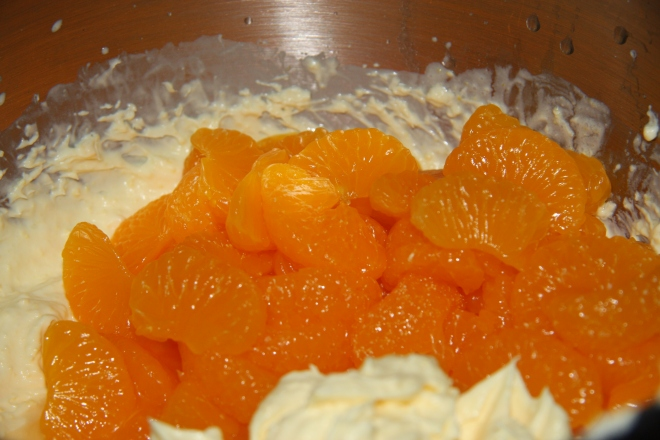 No Bake Mandarin Orange Cake 012