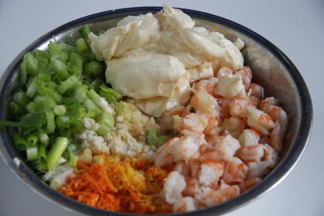Shrimp and Crab Salad 004