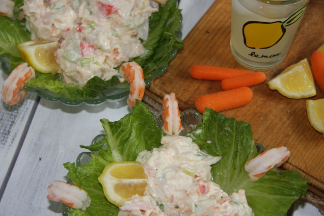 Shrimp and Crab Salad 009