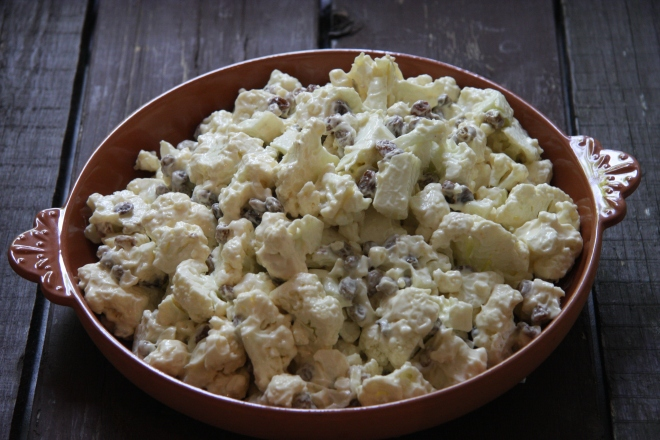 Cauliflower Salad 008
