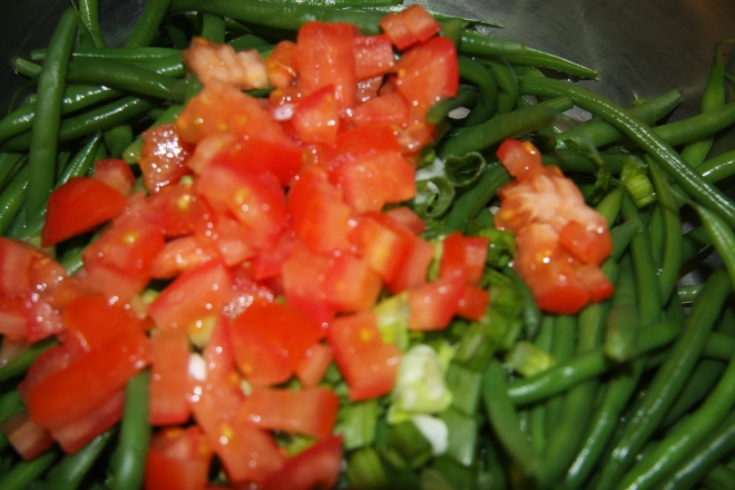 French Bean Salad 006