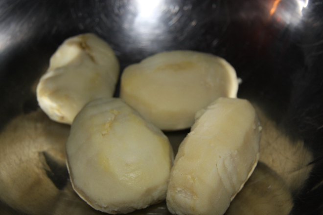Gnocchi With Tomato Sauce 020