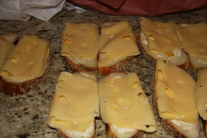 Monte Cristo Sandwiches, Iced Coffee, Daves Stuff 002