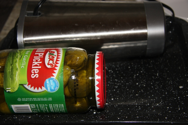 Monte Cristo Sandwiches, Iced Coffee, Daves Stuff 007