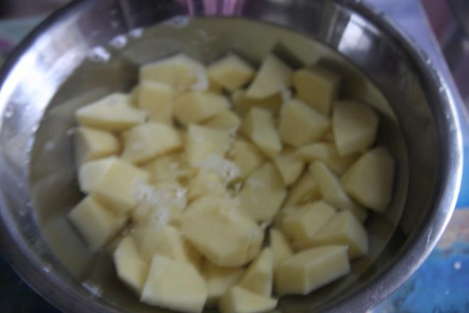 Halusky, Potato And Egg Skillet 002