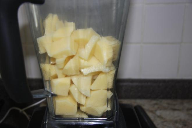 Halusky, Potato And Egg Skillet 005