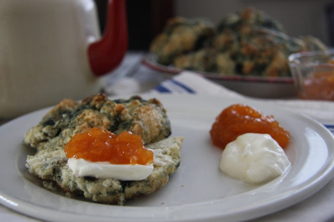 Blueberry Muffins Part 2 004