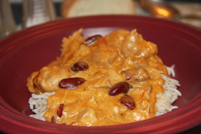 Creamy Mexian Chicken 009