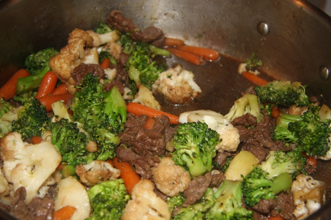 Skirt Steak Stir Fry 007