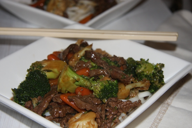 Skirt Steak Stir Fry 012
