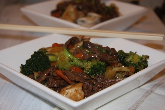 Skirt Steak Stir Fry 015