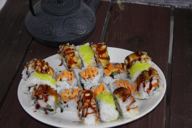 Sushi Update 001