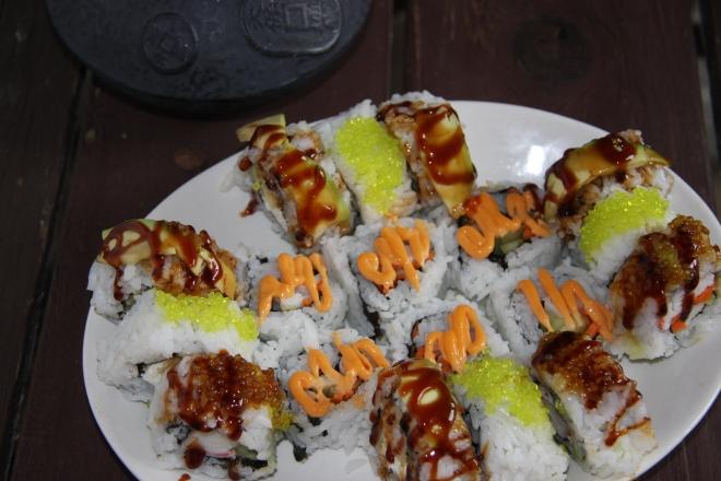 Sushi Update 002
