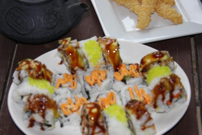 Sushi Update 005