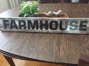 FARMHOUSE SIGN 2